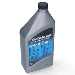 Quicksilver Premium Getriebe Öl 1L – Bild 1