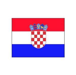 Nautische Flagge KROATIEN 30 x 45cm