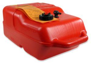 12 Liter Kraftstofftank Big Joe inkl. 2m Kraftstoff-Schlauch und Pumpball (Low Budget) – Bild 3
