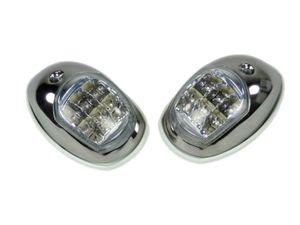 LED-Seitenlicht EVOLED Edelstahl Gehäuse – Bild 1