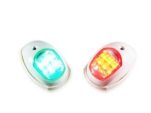 LED-Seitenlichter-Set EVOLED Farbe weiß – Bild 1