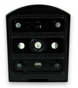 Hecklaterne Croce del Sud schwarzes Gehäuse mit LED – Bild 3