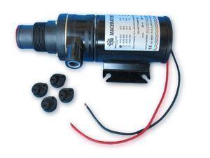 Zerhackerpumpe 12 Volt/43 Liter