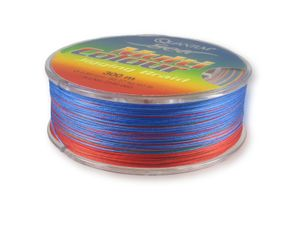 Angelschnur Multicolor Jigging Braid 0,38mm BS 27kg – Bild 1