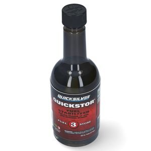 Quicksilver Fuel System Treatment & Stabilizer 355 ml – Bild 1