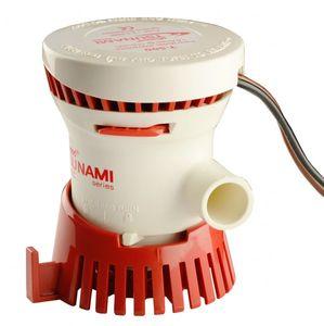 Bilge Pumpe Attwood Tsunami T500 12V  – Bild 3