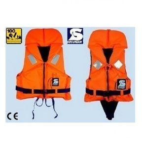 Rettungsweste Secumar Bravo 100 N 80-120 kg – Bild 2