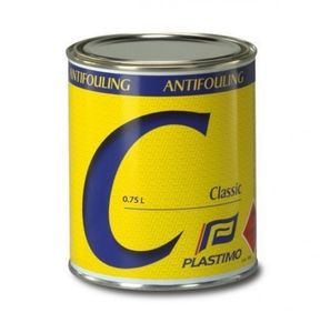Antifouling Classic 0,75 Liter Farbe rot
