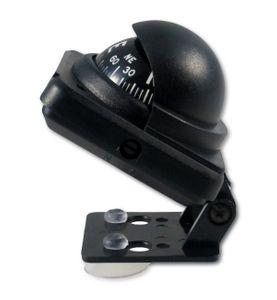 Kompass mit Saugnapf schwarz – Bild 2