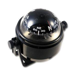 Kompass mit Haltebügel Schwarz