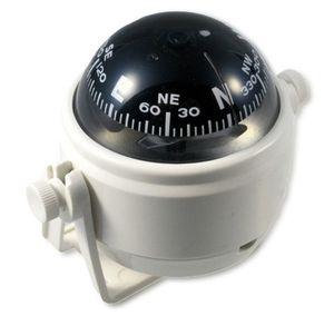 Kompass mit Haltebügel Weiß