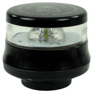 LED-Ankerlaterne GEMINI ohne Fuß Gehäusefarbe schwarz – Bild 1