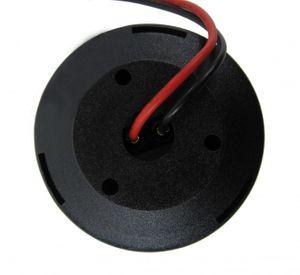 LED-Ankerlaterne GEMINI ohne Fuß Gehäusefarbe schwarz – Bild 2