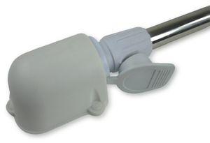 LED - Lichtmast weiß 360° 100 cm – Bild 3