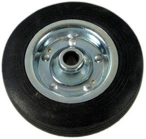 Ersatzrad für Stützrad-vollgummibereift m. Stahlfelge – Bild 1