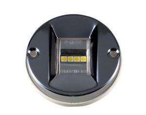 LED-Hecklicht EVOLED 135° Edelstahl