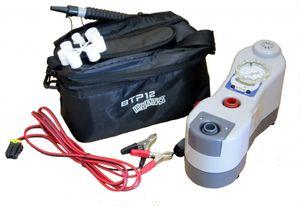 Elektrische Luftpumpe Bravo BTP 12 Manometer – Bild 1