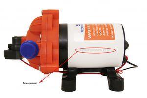 SEAFLO ® Druckwasserpumpe 10,6 Ltr./Min. 12 V – Bild 3