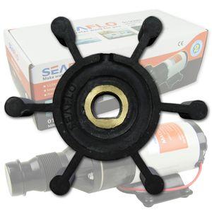 SEAFLO ® Zerhackerpumpe 24V 45 L/min + Reserve Impeller – Bild 2