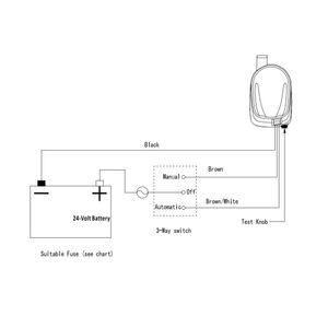 SEAFLO ® Automatik Bilge Pumpe 24V Sahara 750 – Bild 2