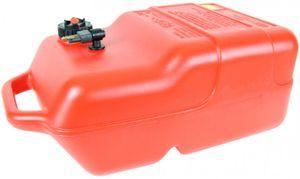 22 Liter Kraftstofftank Big Joe + Mercury/Mariner-Anschluss – Bild 4