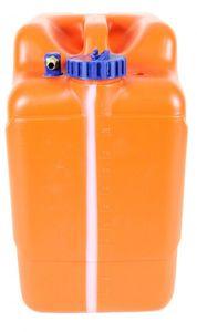 Kraftstofftank 23 L mit Schlauchanschluss 1/4 f. 10 mm – Bild 2