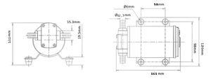 SEAFLO ® Zahnradpumpe 12 Ltr./Min. – Bild 4