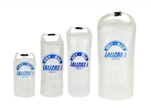 Drybag / Seesack 55L wasserdicht transparent  – Bild 2