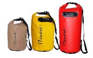 Drybag Ténéré / Seesack 10L wasserdicht Gelb – Bild 3