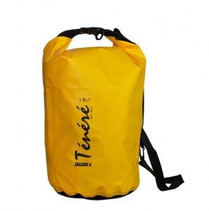 Drybag Ténéré / Seesack 15L wasserdicht Gelb – Bild 1