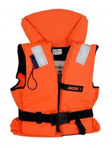 Lalizas 100N Feststoff-Rettungsweste 40-50 kg ISO 12402-4 zertifiziert
