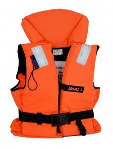 Lalizas 100N Feststoff-Rettungsweste 70-90 kg ISO 12402-4 zertifiziert