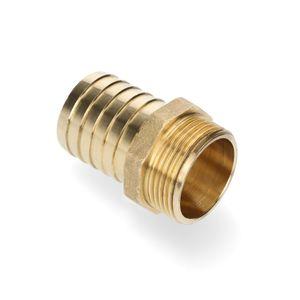 Schlauchanschlussnippel Messing 1-1/4 Zoll x 38