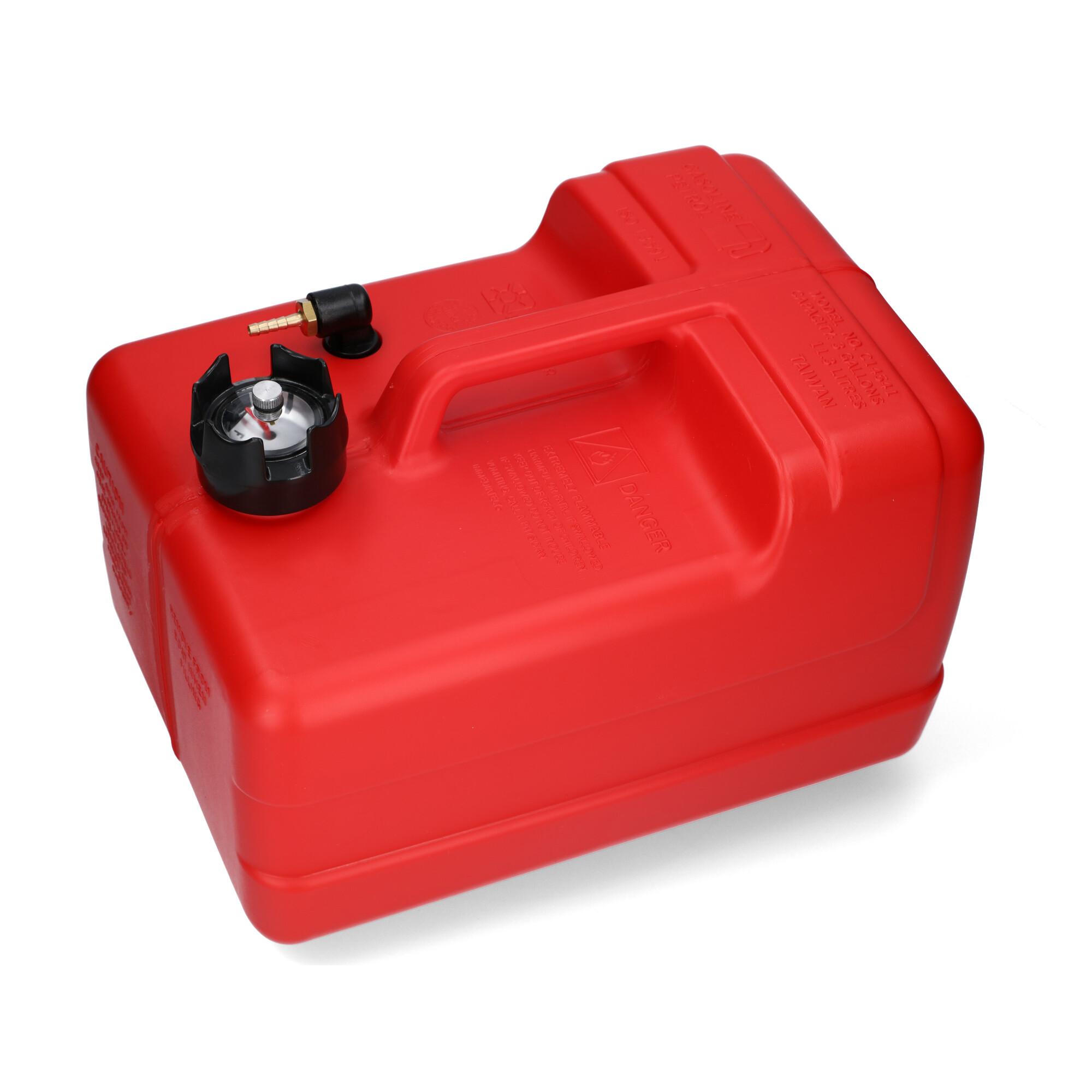 Tankanzeige für 11,3 L Tank Anzeige Tankuhr Kraftstofftank Benzintank