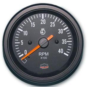 Drehzahlmesser Sortiment für Benzin- und Dieselmotoren - Ausführung und Farbe nach Wahl – Bild 2
