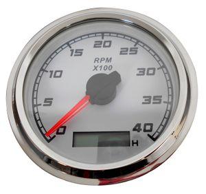 Drehzahlmesser Sortiment für Benzin- und Dieselmotoren - Ausführung und Farbe nach Wahl – Bild 9