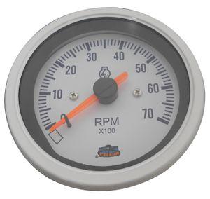 Drehzahlmesser Sortiment für Benzin- und Dieselmotoren - Ausführung und Farbe nach Wahl – Bild 7