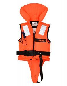 LALIZAS Feststoff Rettungsweste 100N ISO 12402-4 zertifiziert Größe nach Wahl – Bild 3