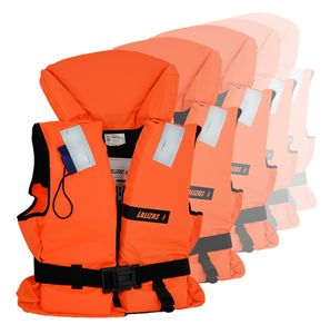 Rettungswesten Sets ISO 12402-4 100N 50 - über 90 kg mit Mengen- und Größenwahl