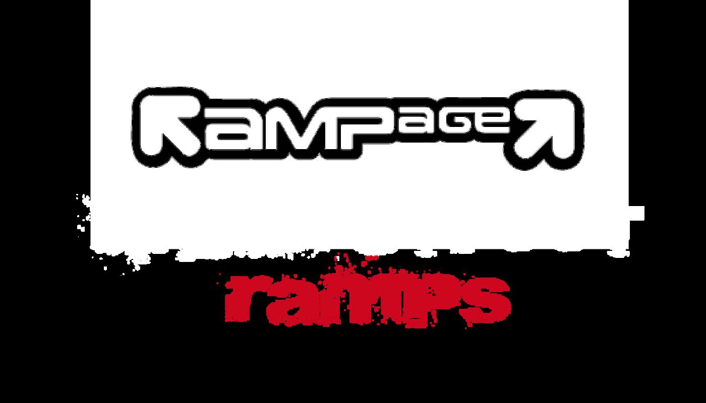 RAMPAGE URBAN RAMPS
