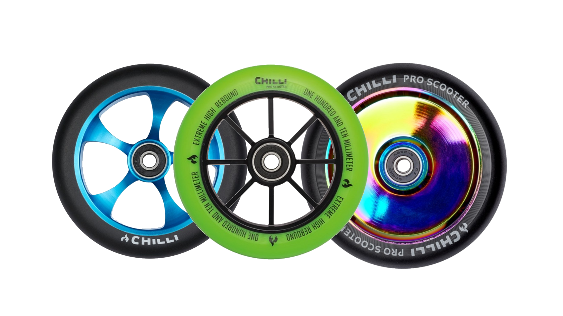 Freestyle scooter wheels