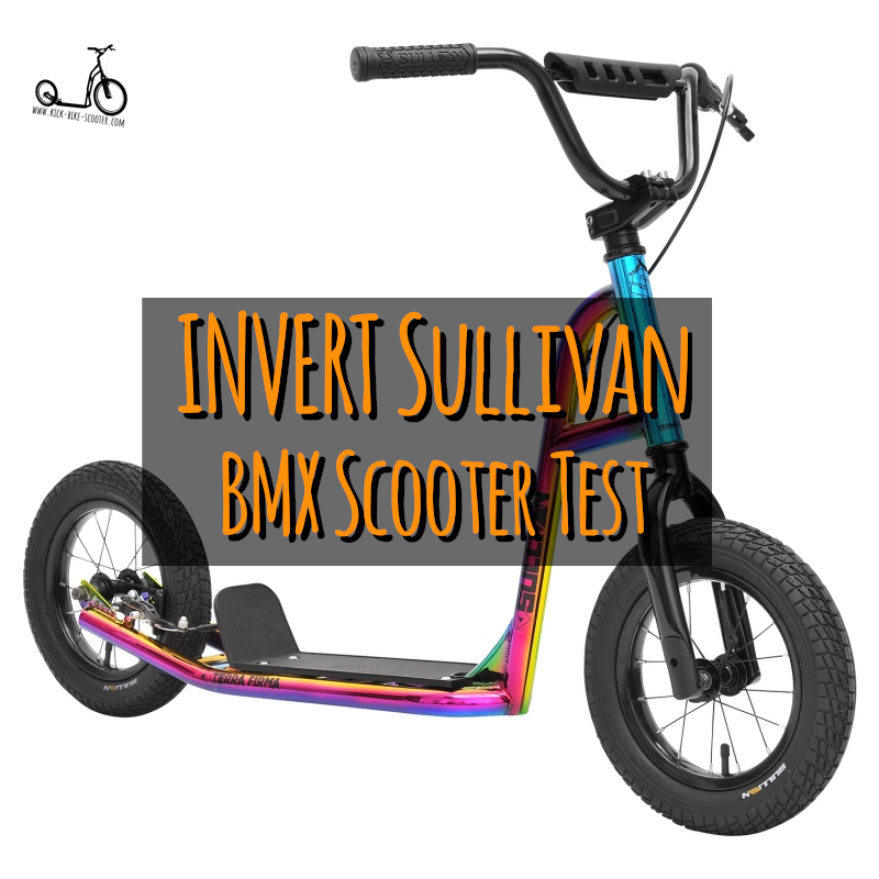 Invert Sullivan BMX Test