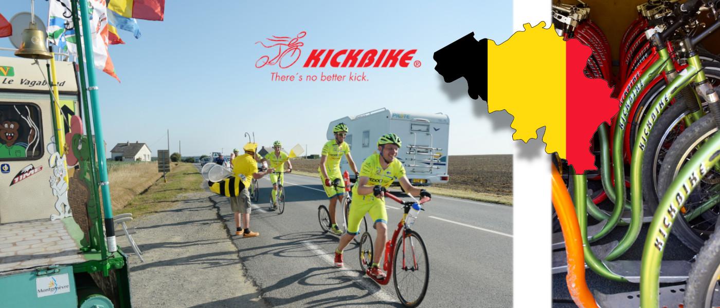 Kickbike België