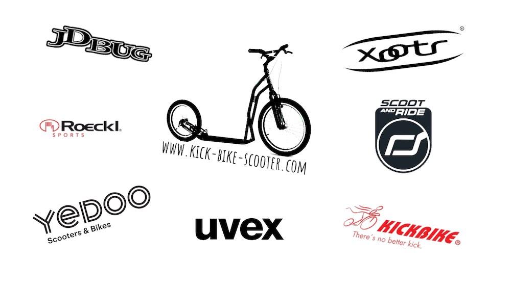 Brands Kick Bike Scooter Onlineshop