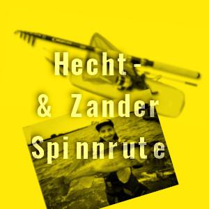 Hecht & Zander Spinnrute