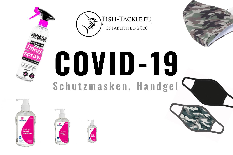 COVID19 Fish Tackle