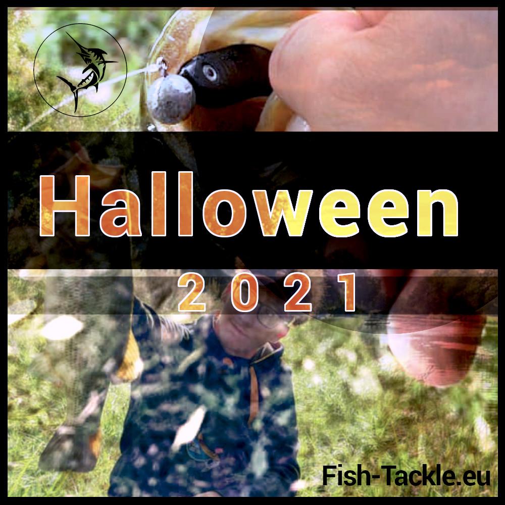Halloween 2021 Angelzubeör