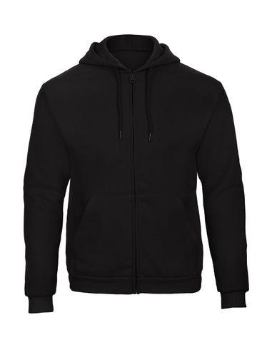 B & C Hooded Full Zip Unisex Sweatshirt Sweatjacke Pullover Kapuzenpullover