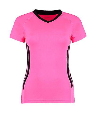 Gamegear® Cooltex® Ladies Damen Fitness Sport Training T-Shirt