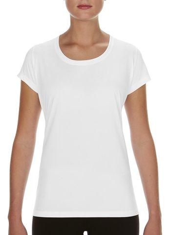 Gildan Performance Damen Core Sport Fitness Training T-Shirt
